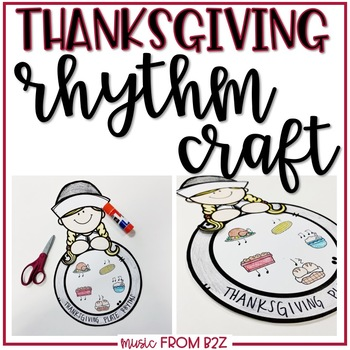 Thanksgiving Music Craft
