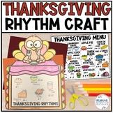 Thanksgiving Music Craft