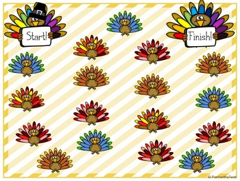 Thanksgiving Music Game: Turkey Rhythm