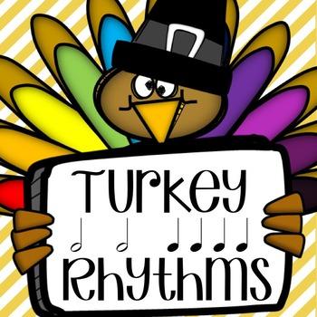 Thanksgiving Music Game: Turkey Rhythm