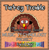 Thanksgiving Music Technology Project: Turkey Trouble