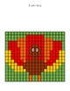 Thanksgiving Mystery Picture (Single Digit Multiplication Facts)