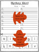Thanksgiving Mystery Word Literacy Activity: Nursery Crime