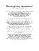 Thanksgiving, Nevermore! (With Apologies to Edgar Allan Po