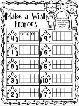 Thanksgiving No Prep Printables for Kindergarten