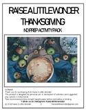 Thanksgiving No-Prep Unit