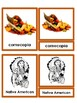 Thanksgiving Nomenclature Cards