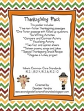 Thanksgiving Non-Fiction Pack