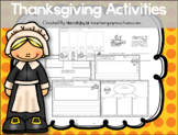 Thanksgiving Non-Fiction Reader, I'm thankful for writing & more!