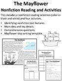 Thanksgiving Nonfiction Passages Thanksgiving Nonfiction R