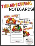 Thanksgiving Notecards