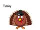 Thanksgiving Noun Review Activity