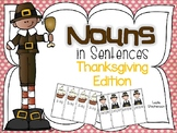 Thanksgiving Nouns in Sentences