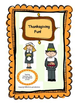 Thanksgiving-November Fun!