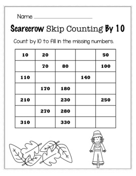 Thanksgiving November Math for 2nd Grade - NO PREP Packet