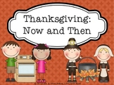 Thanksgiving Now and Then
