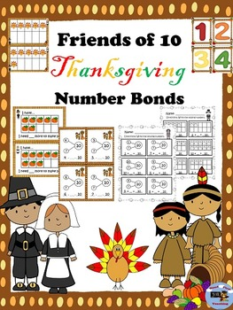Thanksgiving Number Bonds