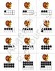 Thanksgiving Activities - Math: Number Sense Cards 1-20