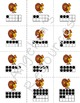 Thanksgiving Math: Number Cards 1-20