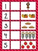 Thanksgiving Number Match {#1-10} File Folder Game