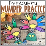 Thanksgiving Number Recognition