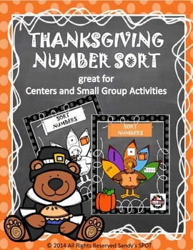 Thanksgiving Number Sort