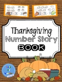 Thanksgiving Number Story Book