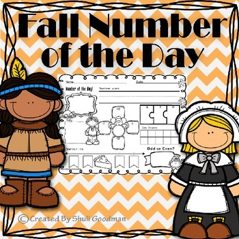 Thanksgiving Number of the day