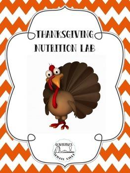 Thanksgiving Nutrition Lab