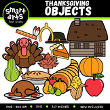Thanksgiving Objects Clipart