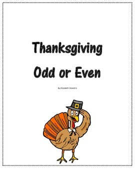 Thanksgiving Odd or Even