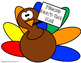Thanksgiving Opinion Writing Craftivity (English & Spanish Versions)