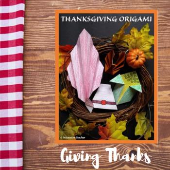 Thanksgiving Origami Bundle
