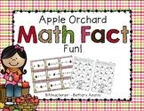 Apple Orchard Math Fact Fun ~*Addition & Subtraction~*