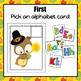 Thanksgiving Owls Letter Sort - S