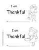 Thanksgiving Kindergarten PACK ELA Math Printable Book Add