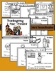 Thanksgiving PAST & PRESENT (with Irregular Verbs and Grammar Rule Cards)