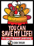 Thanksgiving PBL Activities