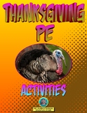 Thanksgiving PE Activities