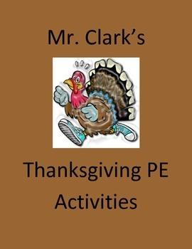 Thanksgiving PE Bundled