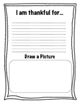 Thanksgiving Pack- Worksheets and Activities- ENGLISH
