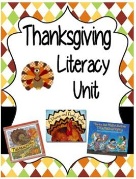 Thanksgiving Paired Texts Unit