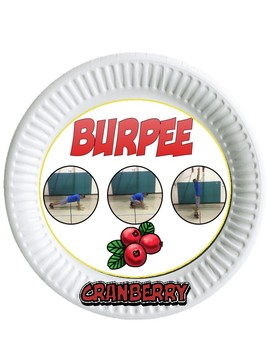 Thanksgiving Paper Plate PE