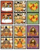 Thanksgiving Partner Cards- 30 Pairs!