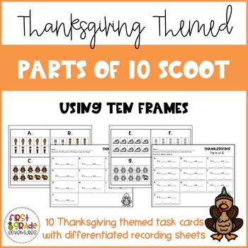 Thanksgiving Parts of 10 Scoot