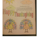 Thanksgiving Parts of Speech Coloring Page