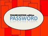 Thanksgiving Party Game: NO PREP! Ready-to-play Thanksgivi
