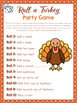 Thanksgiving Party Games