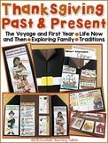 Thanksgiving Past & Present - Social Studies Interactive Activities