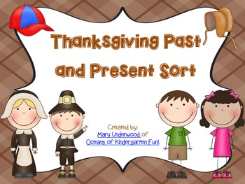 Thanksgiving Past and Present Mini Pack
